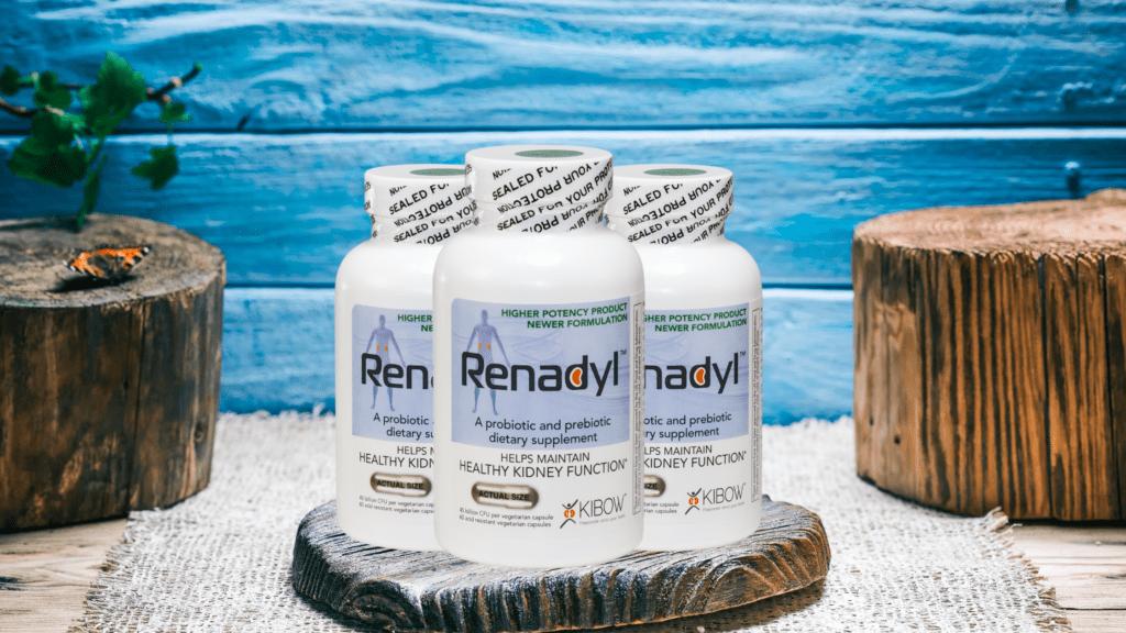 Renadyl Bottles