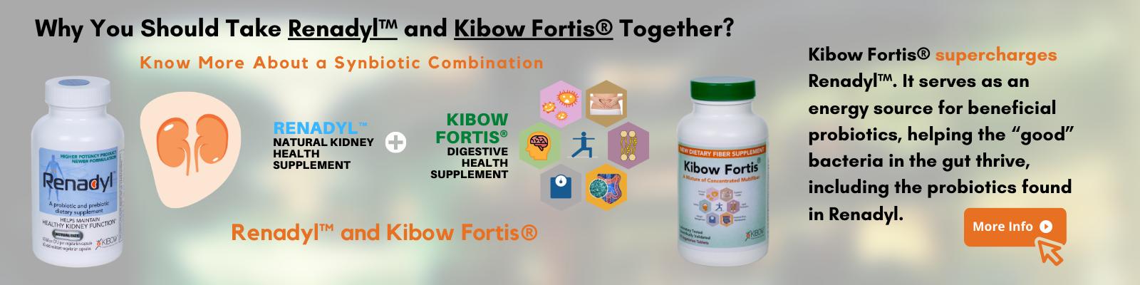 Renadyl™-&-Kibow Fortis®
